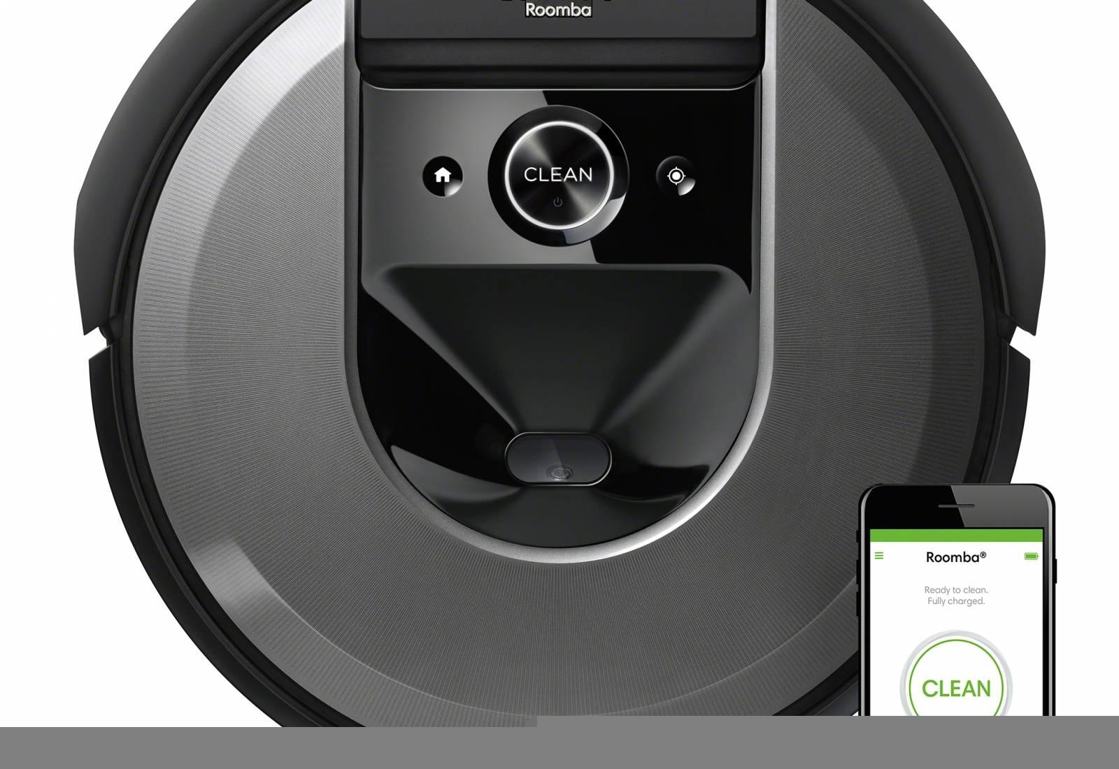 Immagine Roomba i7+, il robot aspirapolvere che si svuota da solo 3