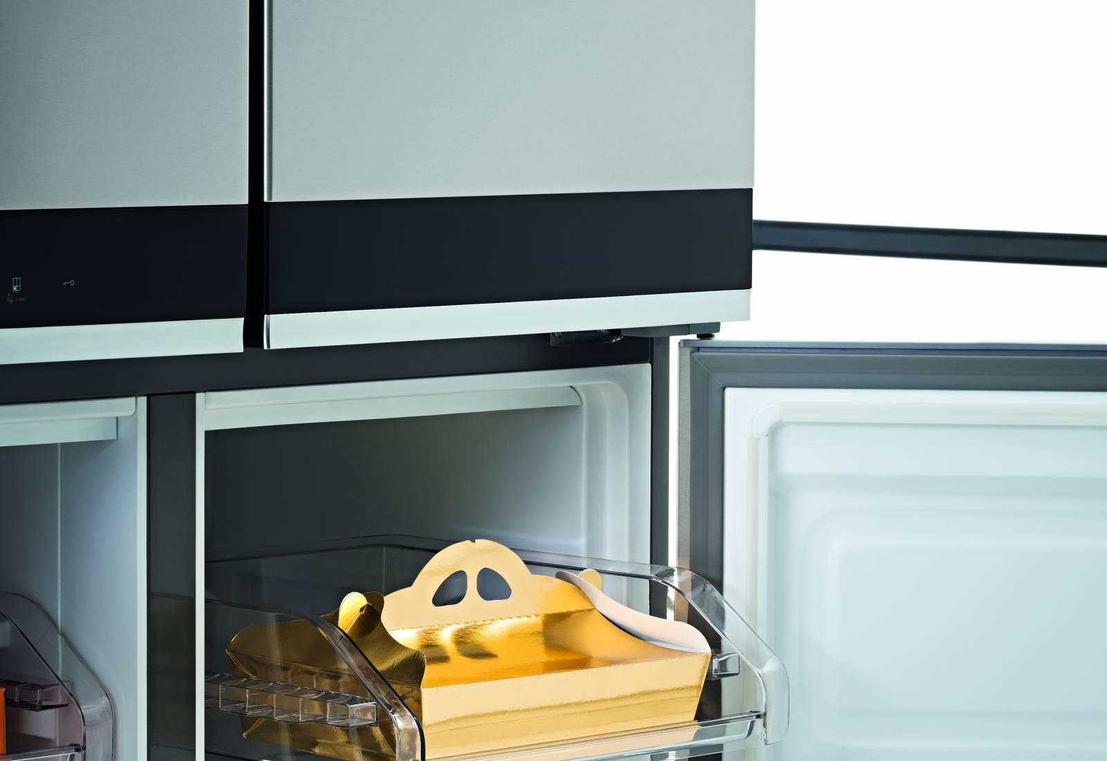 Immagine Whirlpool, il nuovo frigorifero conserva i cibi freschi più a lungo nel modo più naturale 1