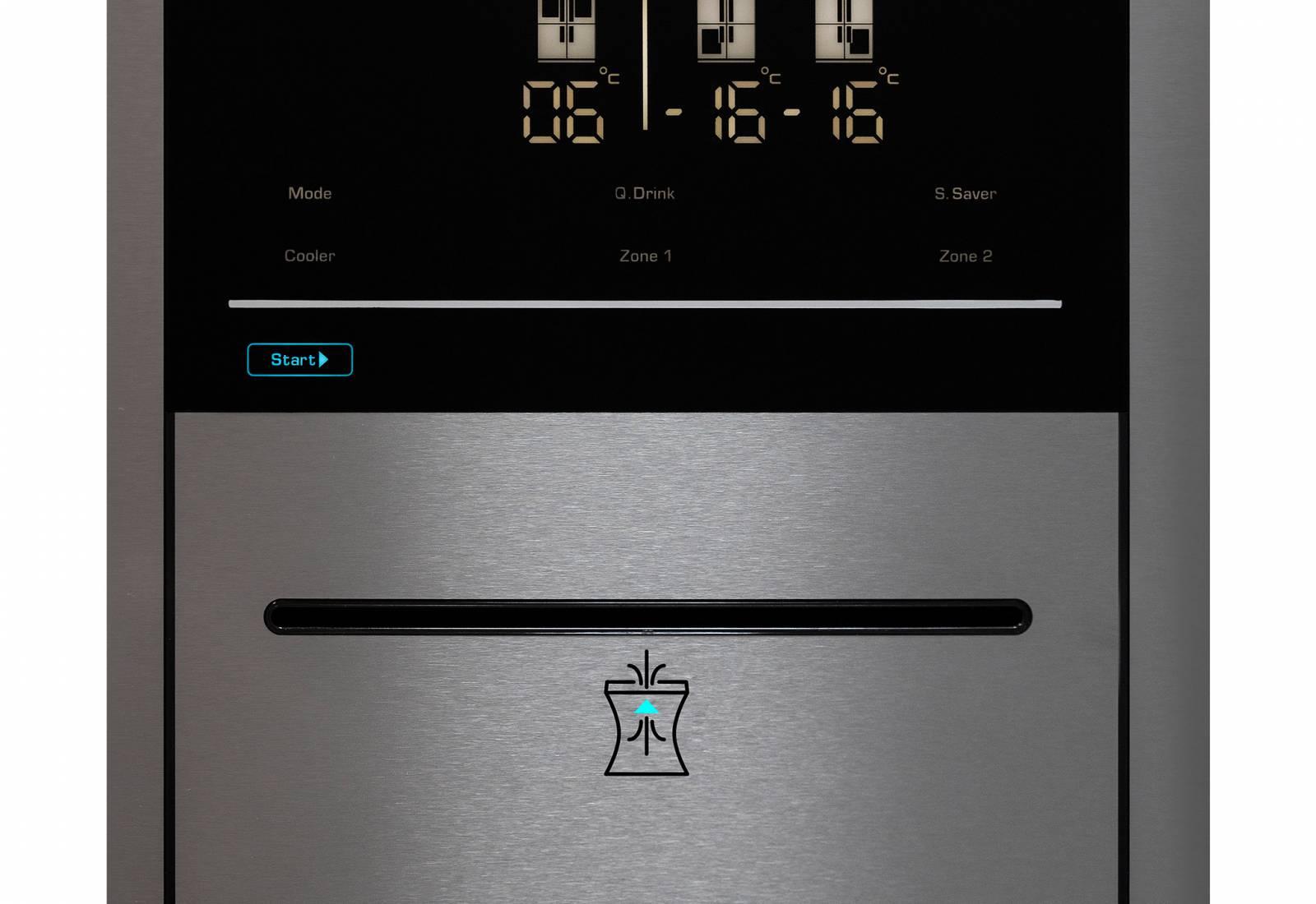 Immagine Il frigorifero per la cucina sottovuoto 1