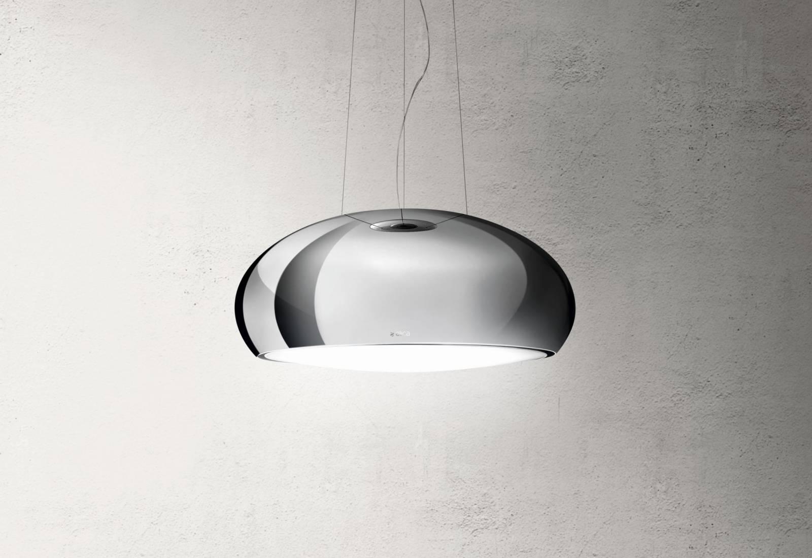 Immagine La cappa-lampadario esce dalla cucina 1