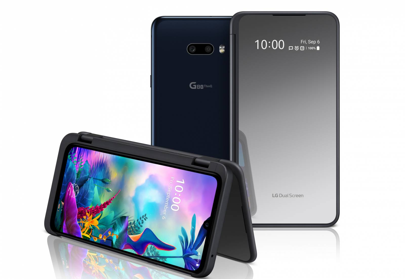 Immagine Lo smartphone col doppio display 1