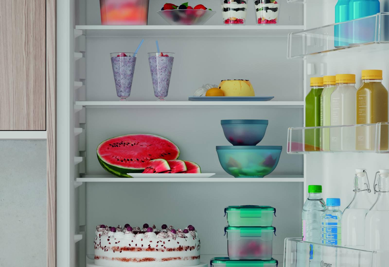 Immagine Un frigorifero grande per la spesa intelligente 1