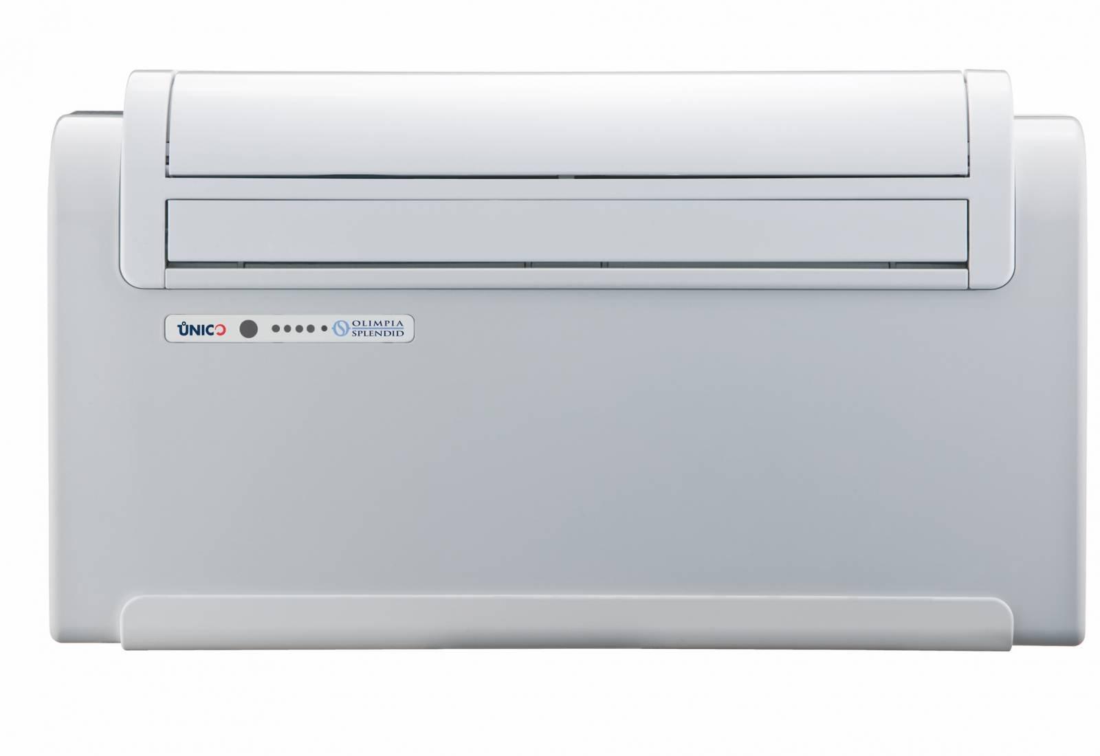 Immagine Il climatizzatore con gas rigenerato 1