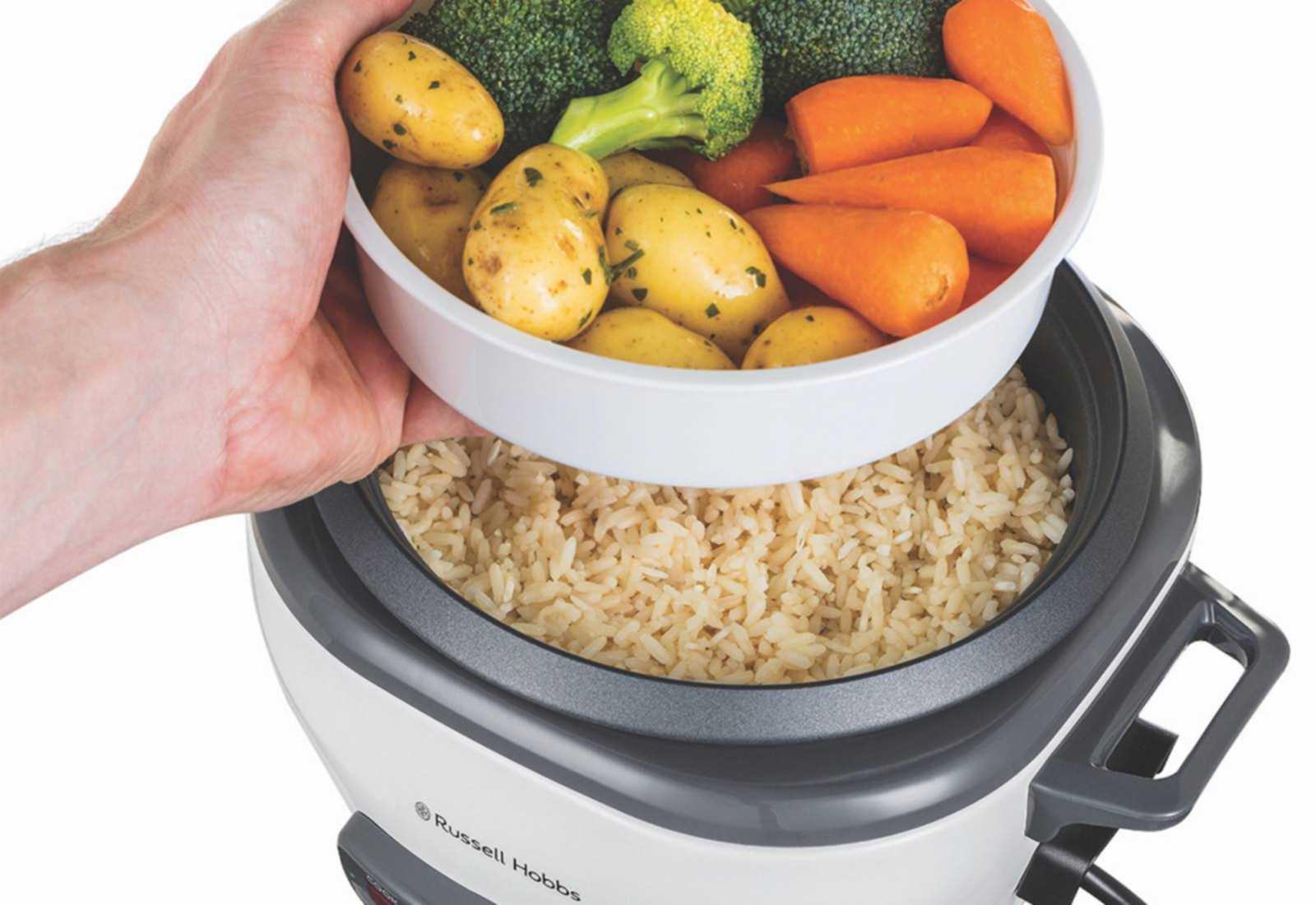 Immagine Ti piace il riso? Ecco il cuociriso! 2