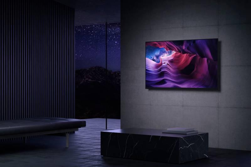 In arrivo il tv A9 di Sony