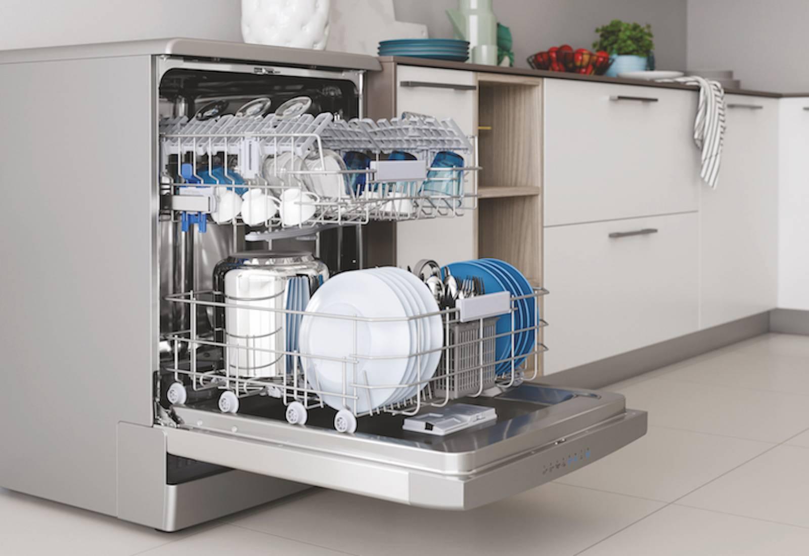 Immagine Whirlpool e Indesit con le nuove lavastoviglie 1
