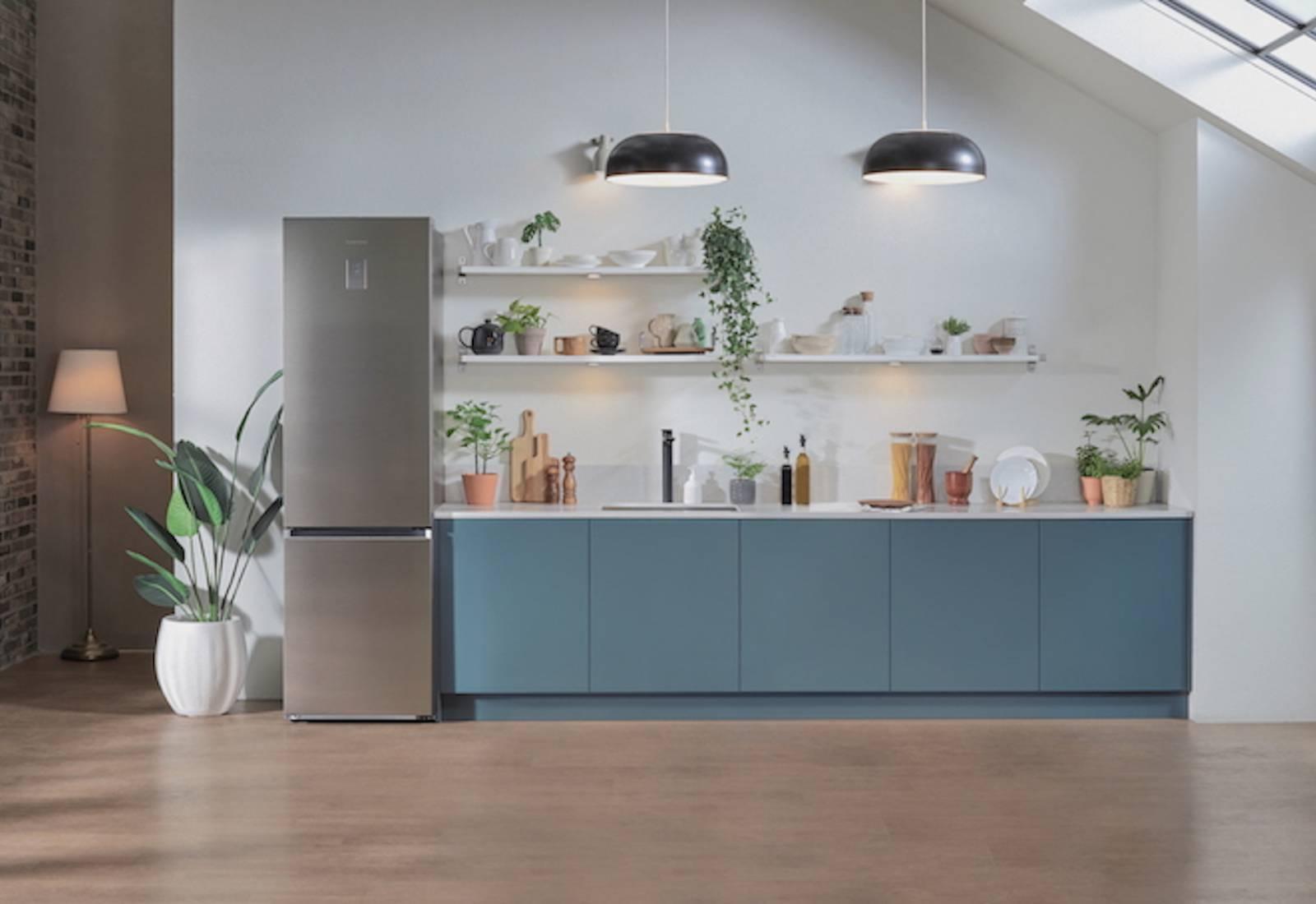 Immagine Samsung, i suoi frigoriferi aumentano lo spazio interno ma non l