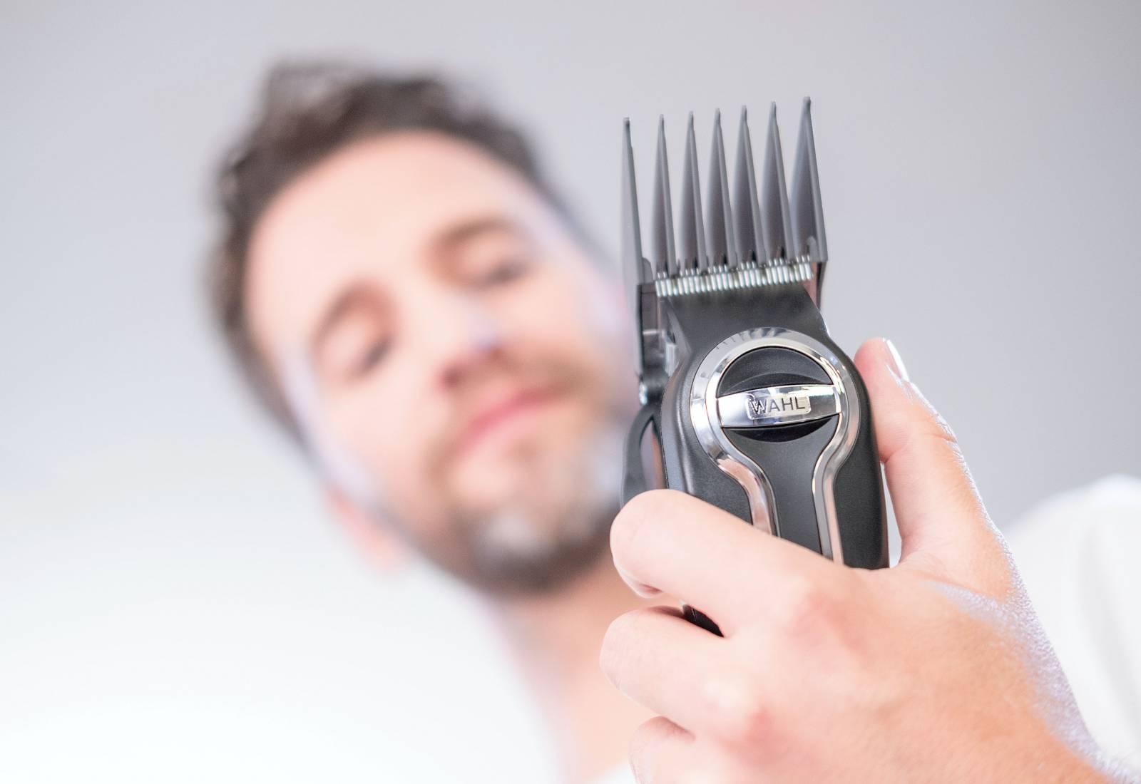 Immagine Barba e capelli: c