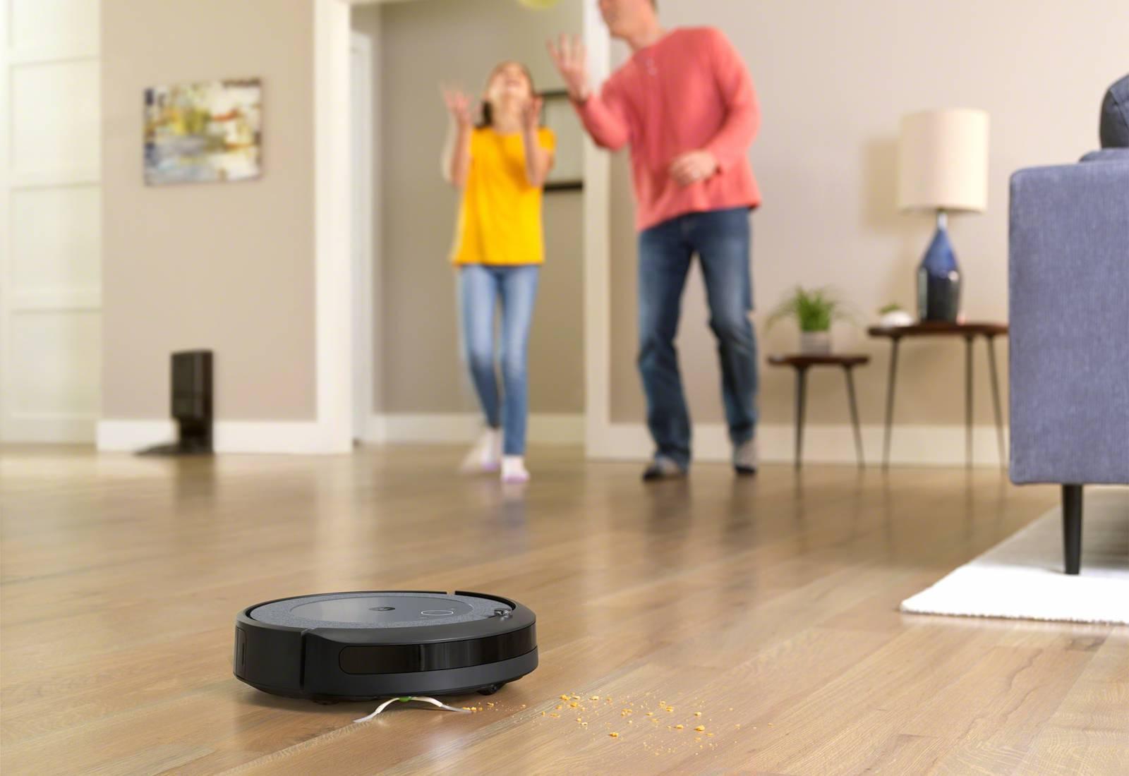 Immagine Pulizia personalizzata con Roomba i3+ 1