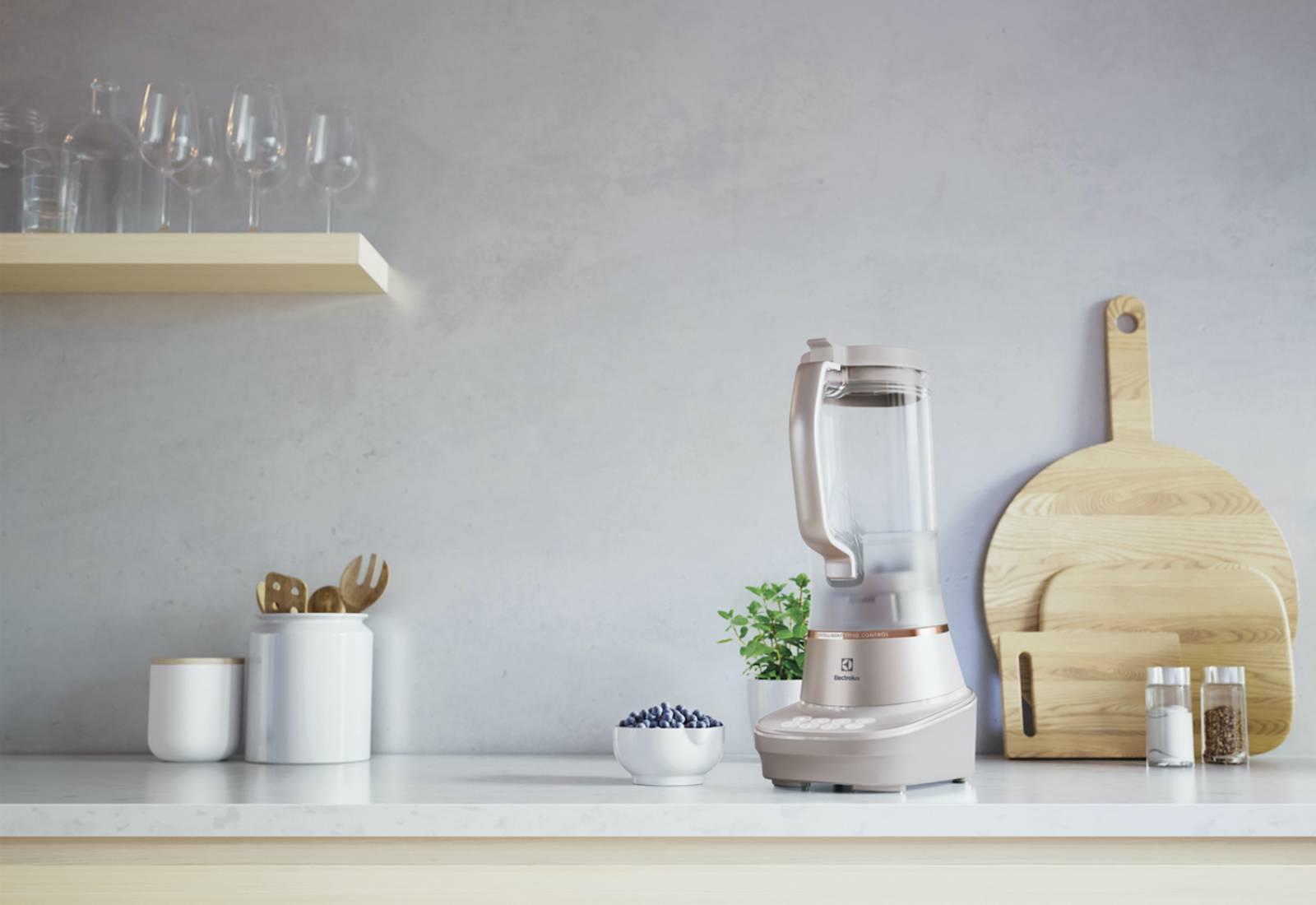 Immagine Il frullatore porta fantasia in cucina 1