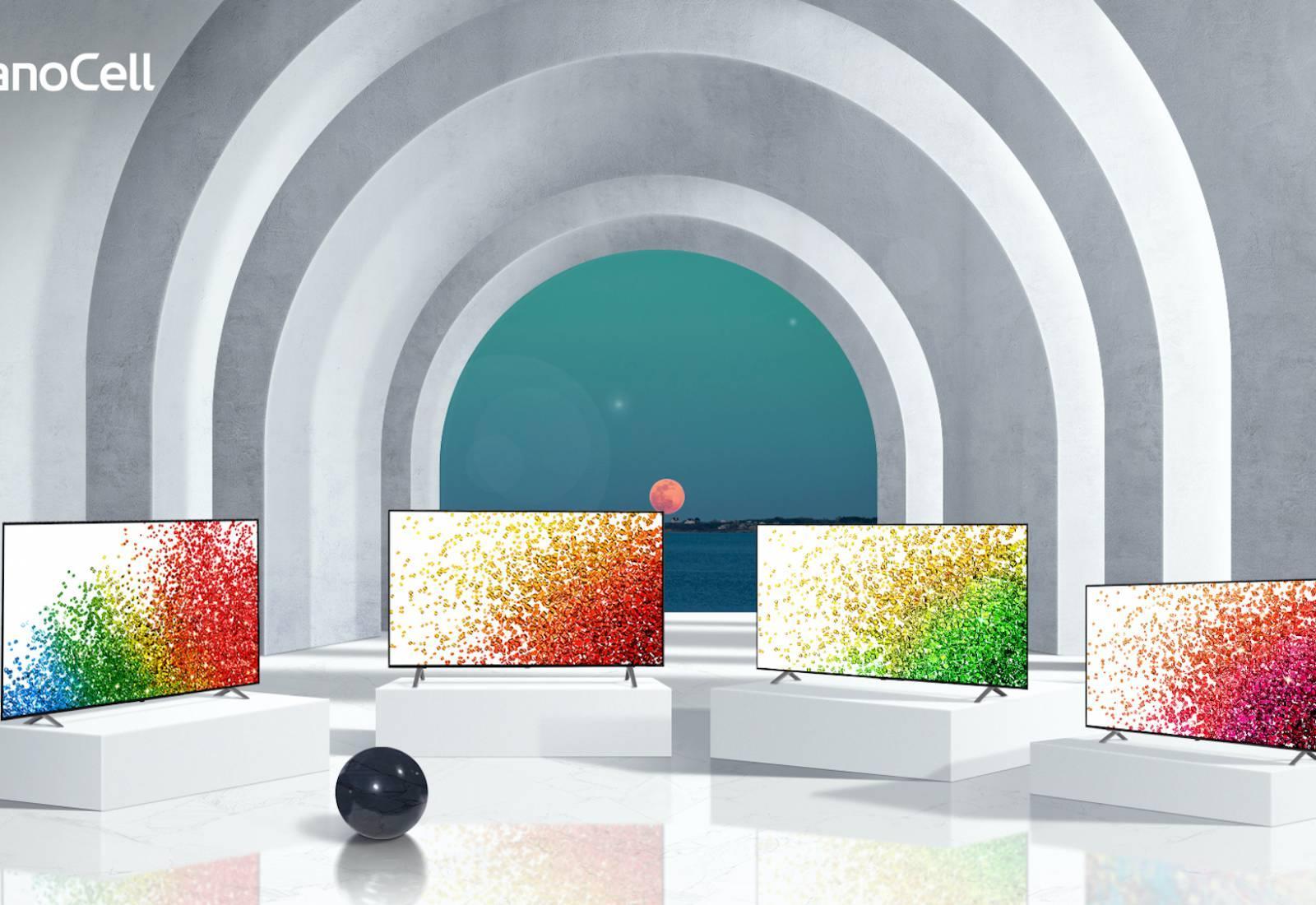 Immagine LG: presentata la nuova gamma di tv 2021 1