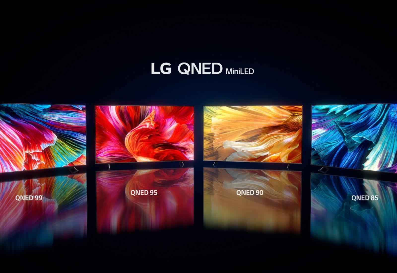Immagine LG: presentata la nuova gamma di tv 2021 3