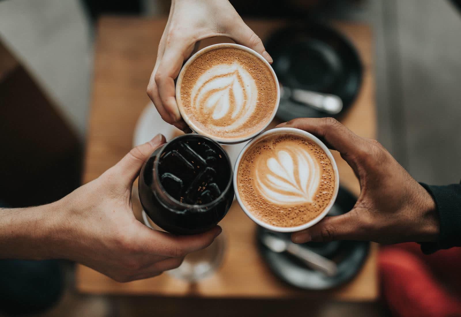 Immagine Del caffè non si butta via niente 1