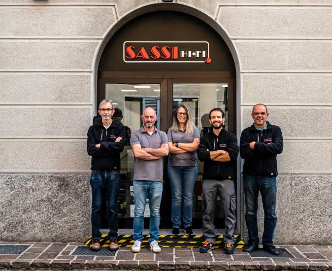 Sassi Hi-Fi: il piccolo punto vendita con il coraggio di cambiare