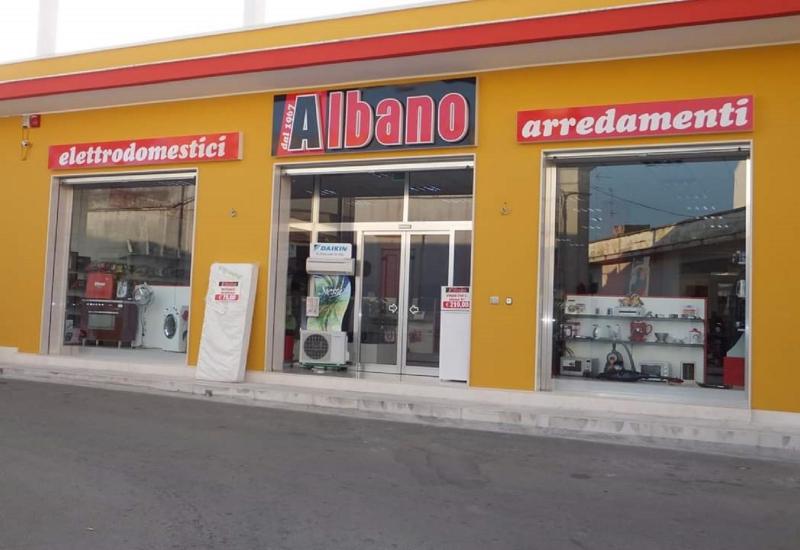 ELETTRODOMESTICI  ALBANO  ARREDAMENTI