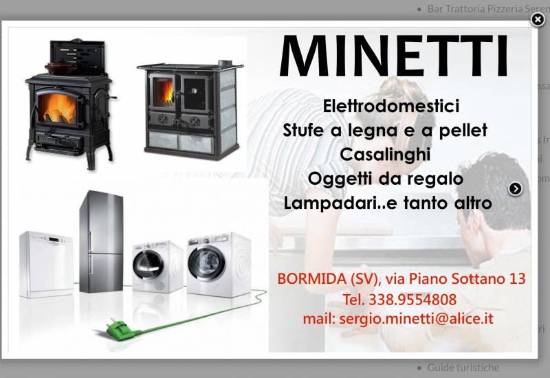 Minetti Elettrodomestici Di Minetti